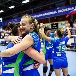 20170615: SLO, Handball - 2017 Women's World Championship Qualification, Slovenia vs Croatia