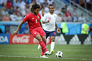 Roman Torres of Panama during the 2018 FIFA World Cup Russia, Group G football match between England and Panama on June 24, 2018 at Nizhny Novgorod Stadium in Nizhny Novgorod, Russia - Photo Thiago Bernardes / FramePhoto / ProSportsImages / DPPI