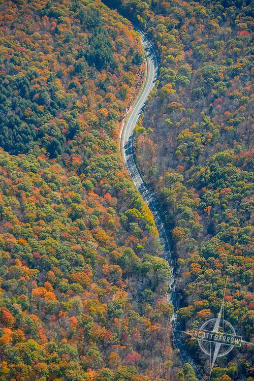 Berkshire County Aerial