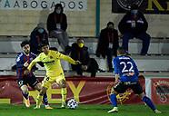16/12 Leioa v Villareal (Copa del Rey)