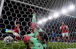 LONDON, ENGLAND - JUNE 26:  during the UEFA Euro 2020 Championship Round of 16 match between Italy and Austria at Wembley Stadium at Wembley Stadium on June 26, 2021 in London, England. (Photo by Shaun Botterill - UEFA)