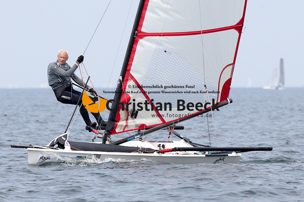 , Kiel - Kieler Woche 20. - 28.06.2015, Musto Skiff - GBR 287 - Keegan, Martin