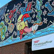 The setting for TEDx Piscataqua River at 3S Artspace in Portsmouth NH on May 3, 2013