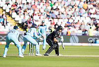 Cricket - 2019 ICC Cricket World Cup - Group Stage: England vs. NZ<br /> <br /> Trent Boult of New Zealand in action, at the Riverside, Chester-le-Street, Durham.<br /> <br /> COLORSPORT/BRUCE WHITE