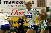Håndball<br /> Eliteserien Kvinner<br /> Nordstrandhallen 08.11.06<br /> Foto: Kasper Wikestad<br /> <br /> Nordstrand - Våg Vipers<br /> Randi Gustad - Nordstrand og Norge - jubler for scoring