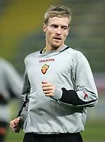 "Christian Wilhelmsson (Roma)<br /> Italy ""Tim Cup"" 2006-2007<br /> 17 Jan 2007 (Quarter Final 2nd Leg)<br /> Parma-Roma (2-2)<br /> ""Ennio Tardini"" Stadium-Parma-Italy<br /> Photographer: Luca Pagliaricci INSIDE"
