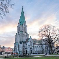 Kristiansand domkirke.