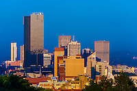 Central Business District, Pretoria (Tshwane), South Africa.
