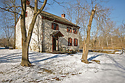 Historic Nicholas Stoltzfus House, Built circa 1800, Wyomissing, Berks Co., PA