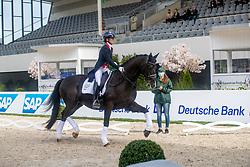 Fry Charlotte, GBR, Dark Legend<br /> CHIO Aachen 2021<br /> © Hippo Foto - Sharon Vandeput<br /> 17/09/21