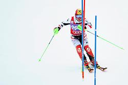 19.01.2014, Maennlichen Jungfrau, Wengen, SUI, FIS Weltcup Ski Alpin, Wengen, Slalom, Herren, im Bild Marcel Hirscher (AUT) // during mens Slalom of FIS Ski Alpine World Cup at the Maennlichen Jungfrau in Wengen, Switzerland on 2014/01/19. EXPA Pictures © 2014, PhotoCredit: EXPA/ Freshfocus/ Urs Lindt<br /> <br /> *****ATTENTION - for AUT, SLO, CRO, SRB, BIH, MAZ only*****