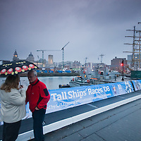 Not the best welcome to Liverpool you could ask for.  The Tall Ships arrived on Friday 18th July to torrential rain.  Thankfully the weekend did pick up but Friday was a little wet.