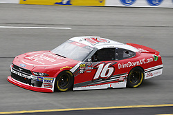 September 21, 2018 - Richmond, Virginia, United States of America - Ryan Reed (16) brings his car through the turns during practice for the Go Bowling 250 at Richmond Raceway in Richmond, Virginia. (Credit Image: © Chris Owens Asp Inc/ASP via ZUMA Wire)