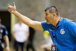 Gregor Cvijic, head coach of RK Gorenje Velenje during handball match between RK Gorenje Velenje (SLO) and Team Tvis Holstebro (DEN) in 3rd Qualification round of EHF European Cup 2015/16, on November 22, 2014, Rdeca dvorana, Velenje, Slovenia. Photo by Urban Urbanc / Sportida