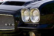 Pontiac GTO,Keeneland Concours D'Elegance,Lexington,Ky.