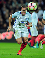 Football - 2016 / 2017 International Friendly - England vs. Spain<br /> <br /> Phil Jagielka of England at Wembley.<br /> <br /> COLORSPORT/ANDREW COWIE