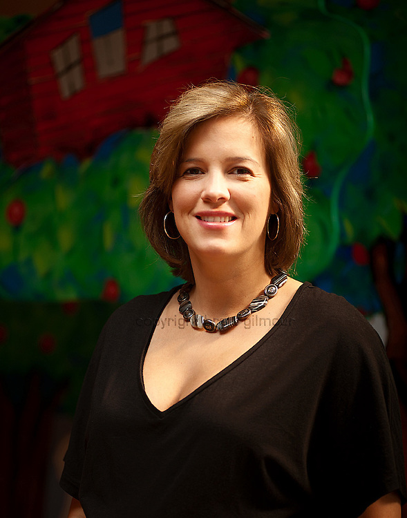 Cassie Campbell-Pascall, Individual Philanthropist, National Philanthropy Day 2010