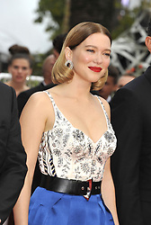 May 22, 2019 - Cannes, France, France - Lea Seydoux arrives for 'The Gangster, The Cop, The Devil' Premiere at 72nd Cannes Film Festival. (Credit Image: © Camilla Morandi/IPA via ZUMA Press)