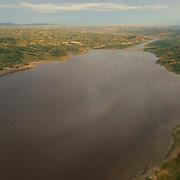 The Little Missouri River near the Bakken Formation, North Dakota.