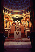 ARGENTINA, BUENOS AIRES Cathedral containing the tomb of San Martin, liberator of many South American countries
