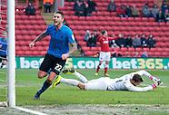 Charlton Athletic v Nottingham Forest 230213