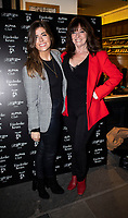 """Vicki Michelle  and  Louise Michelle  at the Friederike Krum after party celebrating the launch of her album """"Somebody Loves Me: The Songs Of Gershwin"""" at Tramp on February 06, 2020 iLondon, England"""