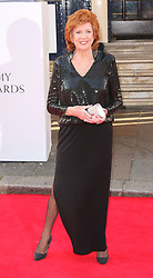 CILLA BLACK arrives for the BAFTA TV Awards at the Theatre Royal, London, United Kingdom. Sunday, 18th May 2014. Picture by i-Images