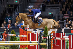 Bertrand Félicie, FRA, Sultane des Ibis<br /> Jumping International de Bordeaux 2020<br /> © Hippo Foto - Dirk Caremans<br />  08/02/2020