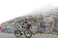 Rafal Majka (POL, Bora Hansgrohe) during the 73th Edition of the 2018 Tour of Spain, Vuelta Espana 2018, Stage 15 cycling race, 15th stage Ribera de Arriba - Lagos de Covadonga 178,2 km on September 9, 2018 in Spain - Photo Kei Tsuji/ BettiniPhoto / ProSportsImages / DPPI