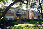 The apartment where Nina Pham lived in Dallas, Texas on November 7, 2014.  (Cooper Neill for The New York Times)