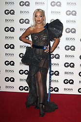 GQ Men of The Year Awards at Tate Modern in London, UK. 05 Sep 2018 Pictured: Rita Ora. Photo credit: Fred Duval/MEGA TheMegaAgency.com +1 888 505 6342