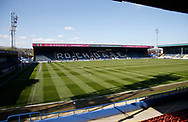 View of Spotland during the EFL Sky Bet League 1 match between Rochdale and Charlton Athletic at Spotland, Rochdale, England on 5 May 2018. Picture by Paul Thompson.