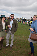 CHARLOTTE HOVEY; HAROLD DUSTAN; LIZZIE MATTHEWS, Heythrop Point to Point, Cocklebarrow, 2 April 2017.