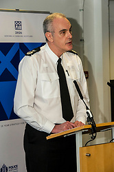 The chief constable of Police Scotland has confirmed he is being investigated for misconduct.<br /> <br /> Phil Gormley said he is the subject of a probe by the Police Investigations and Review Commissioner (PIRC).<br /> <br /> The investigation followed a referral by the Scottish Police (SPA). PIRC has said that, if the allegations were proved, they would amount to gross misconduct.<br /> <br /> Mr Gormley said he was cooperating fully with the PIRC investigation.