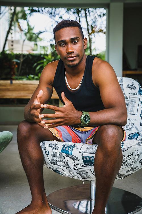 February 2019, Neno Mejia, Swell Surf Camp, Cabarete, Dominican Republic.