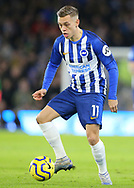 Brighton's Leandro Trossard during the Premier League match at the American Express Community Stadium, Brighton and Hove. Picture date: 8th February 2020. Picture credit should read: Paul Terry/Sportimage