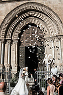 St. Francis Church in La Kalsa district, a spectacular wedding venue