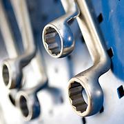 Nederland Rotterdam  6 februari 2009 20090206 Foto: David Rozing.tools, tool, steeksleutel, steeksleutels, doe het zelf, doe het zelven, doe het zelver, gereedschap...Foto: David Rozing