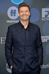 May 14, 2019 - New York, NY, USA - May 14, 2019  New York City..Ryan Seacrest attending Walt Disney Television Upfront presentation party arrivals at Tavern on the Green on May 14, 2019 in New York City. (Credit Image: © Kristin Callahan/Ace Pictures via ZUMA Press)