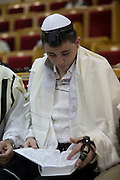 Israel, Tel Aviv, Beit Daniel, Tel Aviv's first Reform Synagogue Bar Mitzvah ceremony