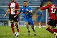 Jordan Williams. Stockport County FC 2-2 Altrincham FC. Vanarama National League. 2.1.21