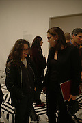AMANDA SHARP AND JUDITH GREER, Private view for the Turner prize  2005.  Tate. Britain. 17 October 2005. ONE TIME USE ONLY - DO NOT ARCHIVE © Copyright Photograph by Dafydd Jones 66 Stockwell Park Rd. London SW9 0DA Tel 020 7733 0108 www.dafjones.com