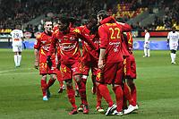 FOOTBALL - FRENCH CHAMPIONSHIP 2010/2011 - L2 - LEMANS FC v NIMES OLYMPIQUE - 14/03/2011 - PHOTO ERIC BRETAGNON / DPPI - JOY LE MANS