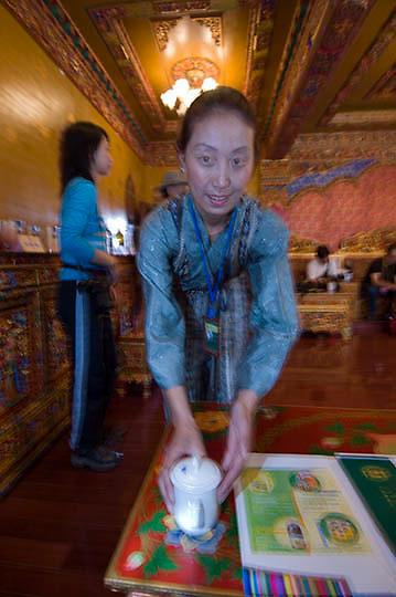 Local Tibetan.