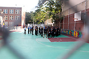 """August 27, 2016- Brooklyn, New York-United States: NYPD attends the 2016 AfroPunk Brooklyn Concert Series held at Commodore Barry Park on August 27, 2016 in Brooklyn, New York City. Described by some as """"the most multicultural festival in the US,"""" which includes an eclectic line-up and an audience as diverse as the acts they come to see. (Photo by Terrence Jennings/terrencejennings.com)"""