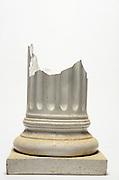 base of broken column