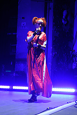 Garbage performing at Brixton Academy - 14 Sept 2018