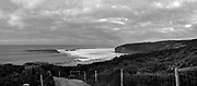 Bells Beach with Path