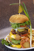 Billy Ray's Place, Prestonsburg, Ky.: The Double Bacon Cheeseburger.
