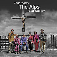 DAY TRIPPER - ALPINE TRAVELS - Street Art Photography Series by Photographer Paul E Williams